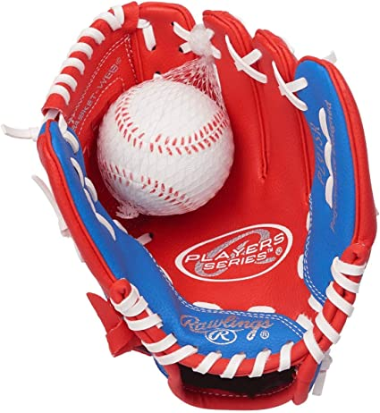 Amazon Com Authentic Baseball Shop New 2015 Rawlings T Ball Glove Ages 6 Below Available In Right Or Left Sports Outdoors