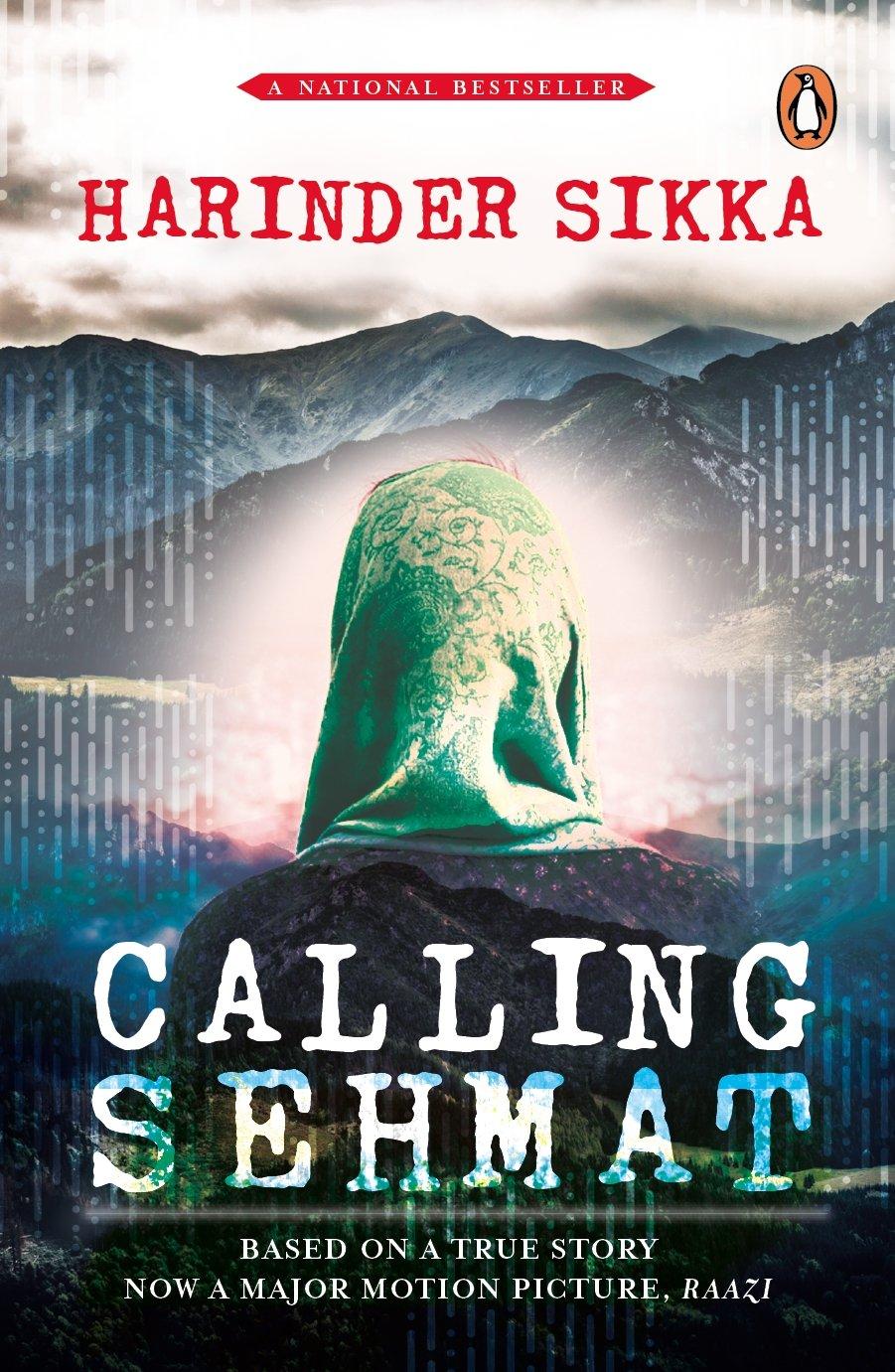 Calling Sehmat ebook