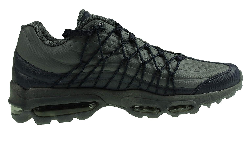 Nike Mens Air Max 95 Ultra SE Obsidian Dark Grey UK 12