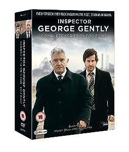 Inspector George Gently - Series 1-8 Box Set [DVD] [Reino Unido]