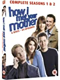 How I Met Your Mother: Seasons 1 And 2 (6 Dvd) [Edizione: Regno Unito] [Reino Unido]