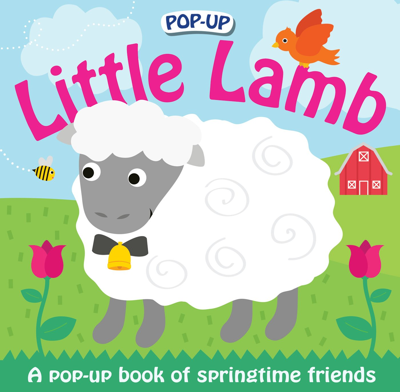 Download Pop-up Little Lamb: A Pop-Up Book of Springtime Friends pdf epub