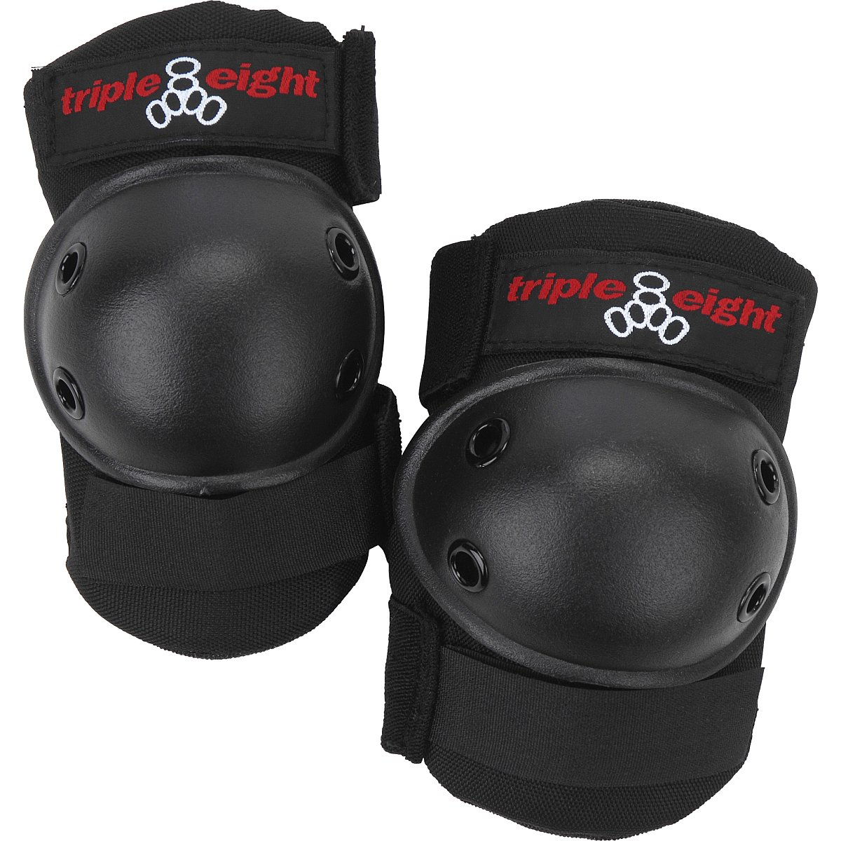 Triple Eight Elbowsavers Elbow Pads One Size Fits All) Triple Eight Sports 604352 60003