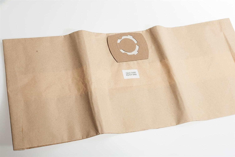 15 bolsas para aspiradora Kärcher wd5.400, WD 5400: Amazon.es: Hogar