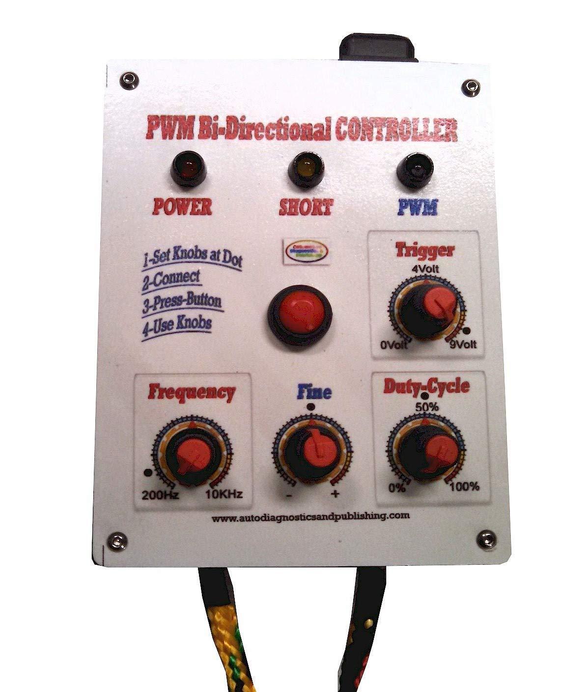 ADPTraining Automotive PWM Controller Pulse Width Modulation Tester Driver by ADPTraining