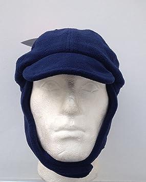 Nike Adult Unisex Dog ear Hat Cap 565305 451 Size L XL Navy  Amazon ... 0b05ab6ef5b