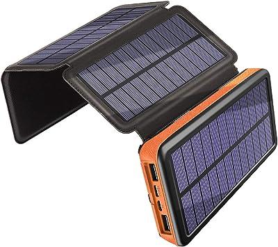 solar ladegerät draußen