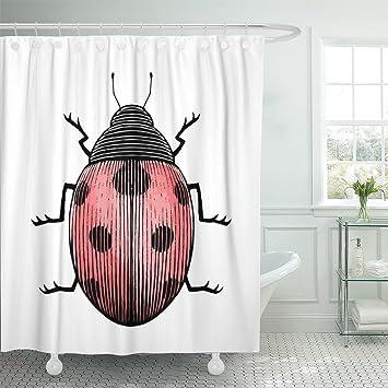 Review Emvency Shower Curtain Black