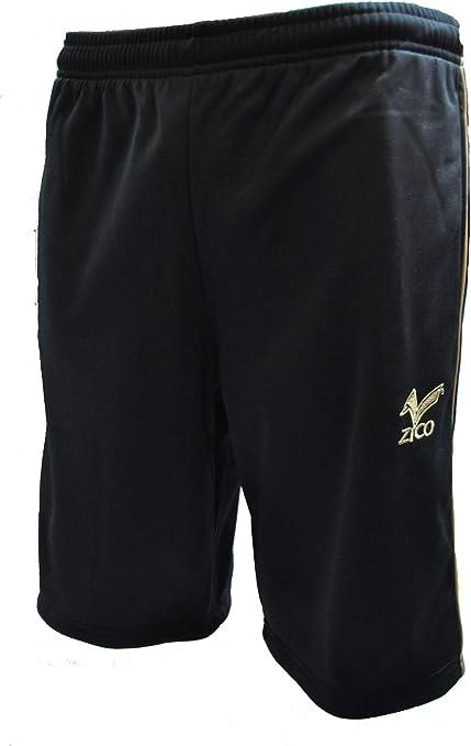 ZICO ESPAÑA Bermuda Deportiva Hombre pantalón Corto Color Negro ...