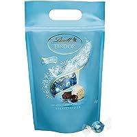 Lindt Lindor Stracciatella Weiße Schokoladekugeln (glutenfrei – ca. 80 Kugeln) 1 kg