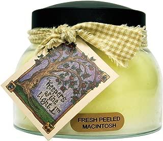 product image for A Cheerful Giver Fresh Peeled Macintosh 22 oz. Mama Jar Candle, 22oz