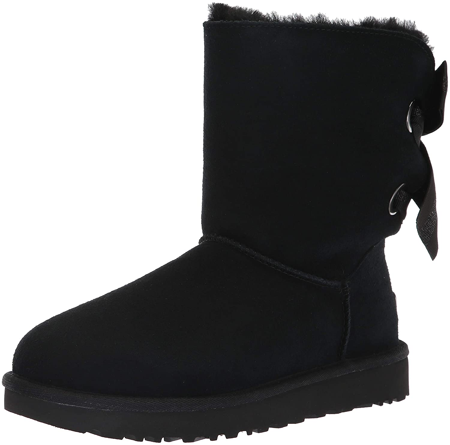 91d437e6cce UGG Women's W Customizable Bailey Bow Short Fashion Boot