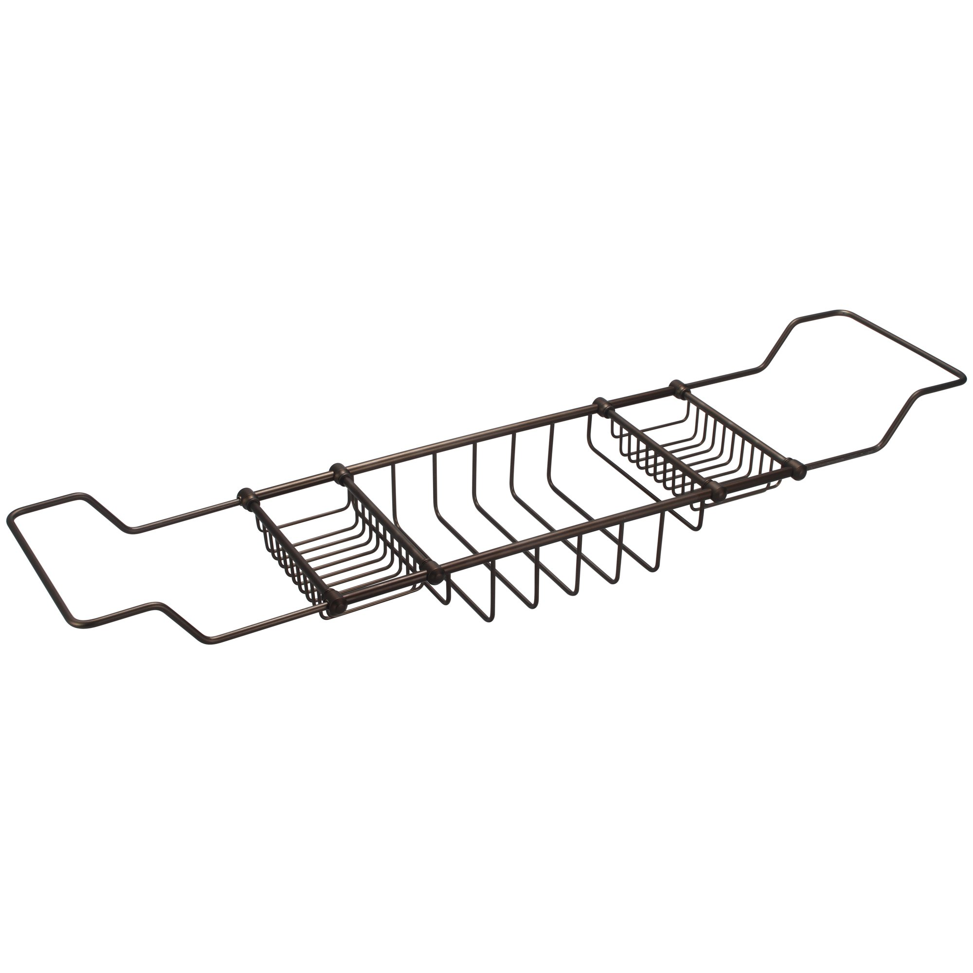 Water Creation BC-0001-03 Expandable Bath Caddy for The Elegant Tub