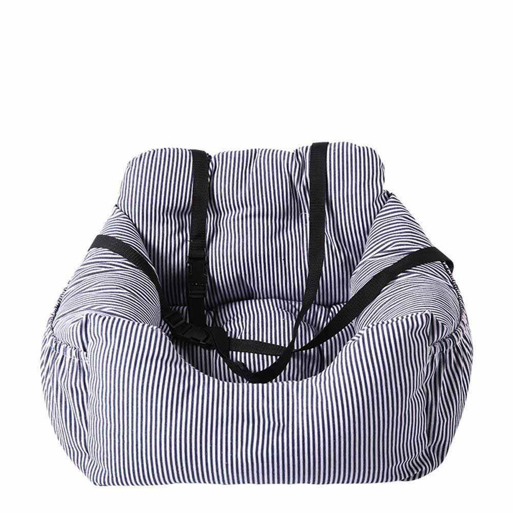 Kaxima Car Kennel pet out travel car cushion small and medium-sized dog kennel cushion pet Car Cushion 555030cm