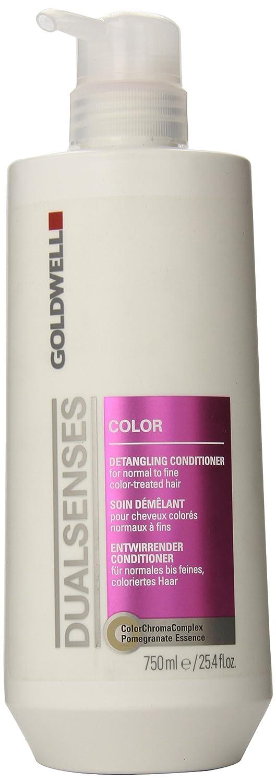 Goldwell Dual Senses Color Detangle Conditioner 750ml, 1 Count 4021609055396