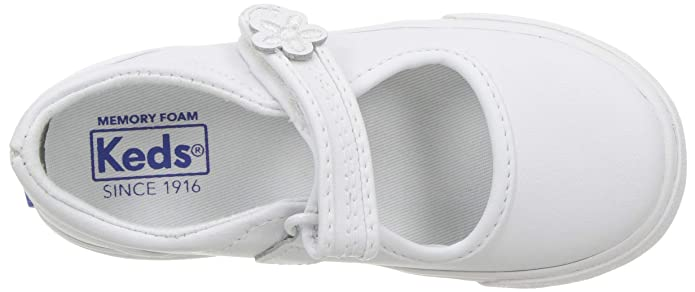 642f71f741479b Amazon.com  Keds Ella MJ (Infant Toddler) - White  Shoes