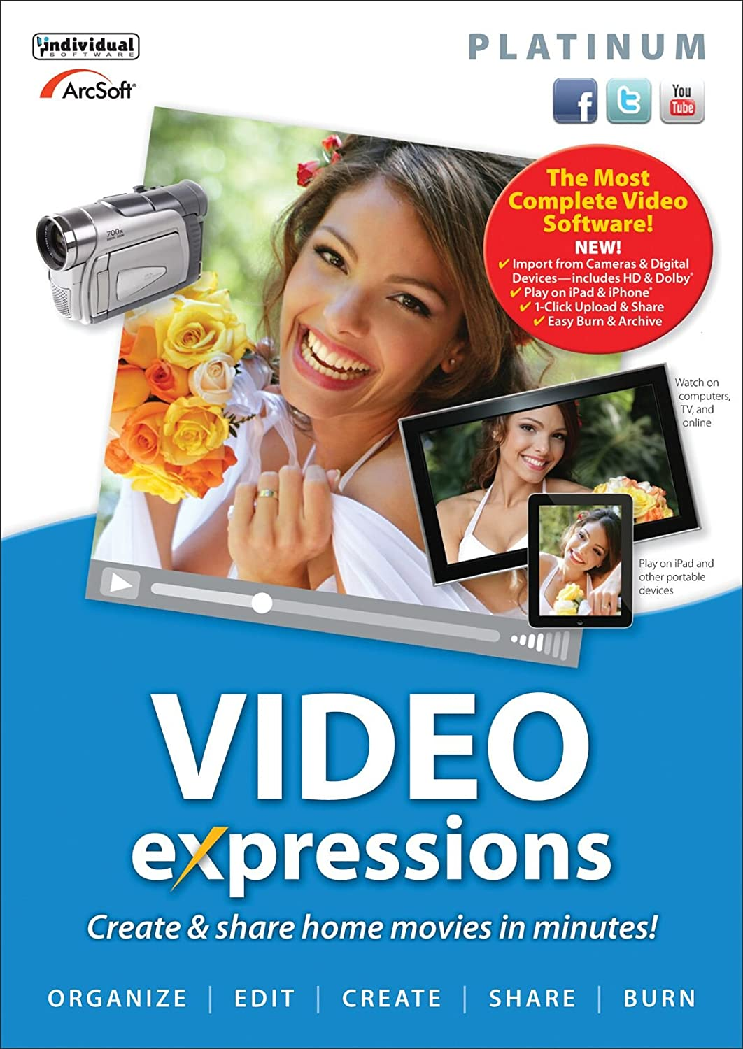 Video Expressions Platinum 3 [Download]