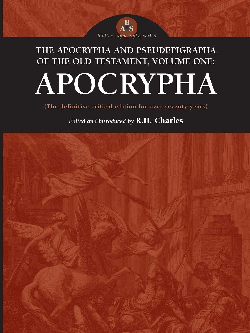 The Apocrypha and Pseudepigrapha of the Old Testament: Apocrypha PDF