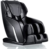 Lifesmart eSmart Large Fitness and Wellness Zero Gravity Massage Chair with Multi Therapy Programming