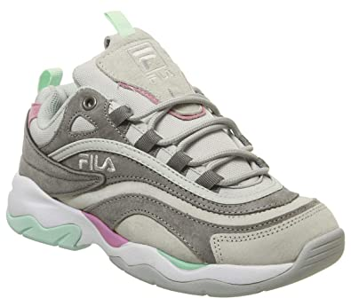 bd992944b03 Fila Ray Trainers White