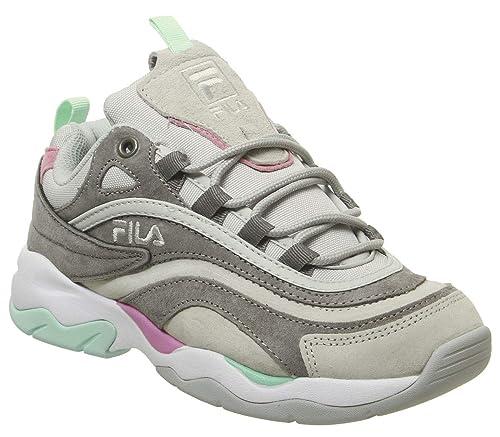 b85a04b737471 Fila Ray Trainers White