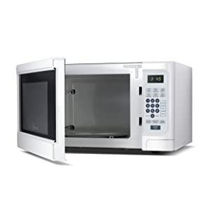 Westinghouse WCM11100W 1000 Watt Counter Top Microwave Oven, 1.1 Cubic Feet