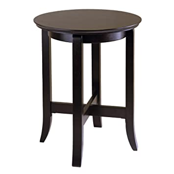 Amazon.com: Winsome Wood 92019 Toby Occasional Table, Espresso ...