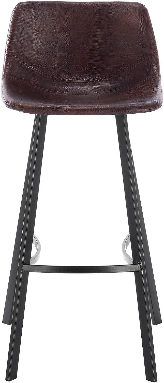 WOLTU BH143hgr-6 6X Sgabelli da Bar Stile Industriale Sedia da Cucina Rivestimento in Velluto Gambe in Metallo Grigio Chiaro