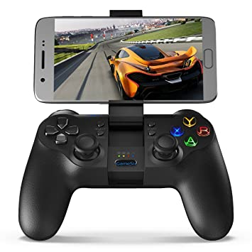 GameSir T1s Gaming Controller 2 4G Wireless Gamepad for Android Smartphone  Tablet/ PC Windows/ Steam/ Samsung VR/ TV Box/ PS3 - Android