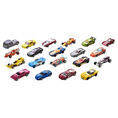 Hot Wheels 20 Car Gift Pack (Styles May Vary), Standard Packaging: Hot Wheels: Toys & Games