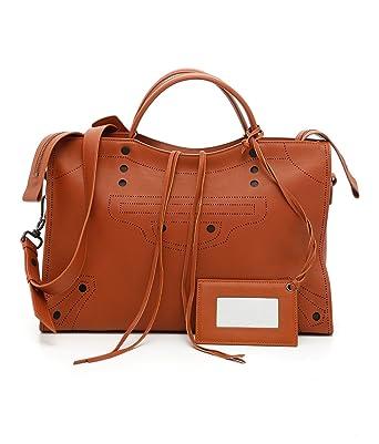 5b1ea94275 Balenciaga Women's Top-Handle Bag brown brown Dress Size Brand one size