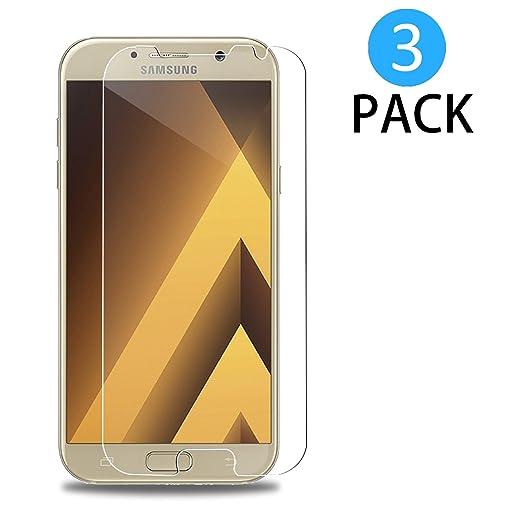 6 opinioni per 3 Pezzi Vetro Temperato Samsung Galaxy