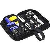 Professional Watch Repair Tool Kit Set, Antimagnetic Screwdriver, Portable Tool Kit, Perfect Kit Watchmaker