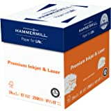 Hammermill Paper, Premium Ink & Laser Poly Wrap, 24lb, 8.5x11, Letter, 97 Bright 2,500 Sheets/5 Ream Case (166140C), Made In The USA