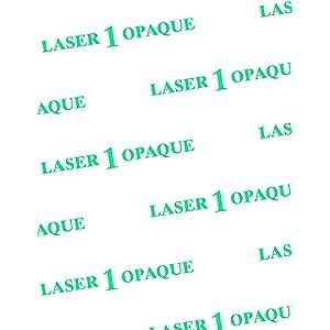 Amazon.com : LASER TRANSFER PAPER FOR DARK FABRIC: NEENAH ...