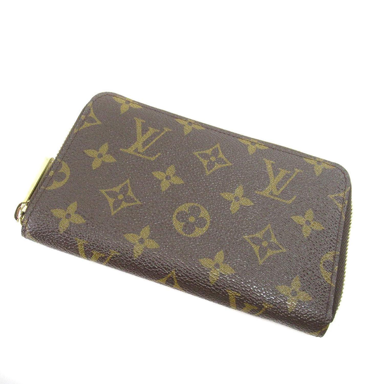 [ルイヴィトン]ジッピー コンパクト ウォレット 二つ折り財布(小銭入れあり) モノグラムキャンバス レディース (中古) B07DD7ZL6J