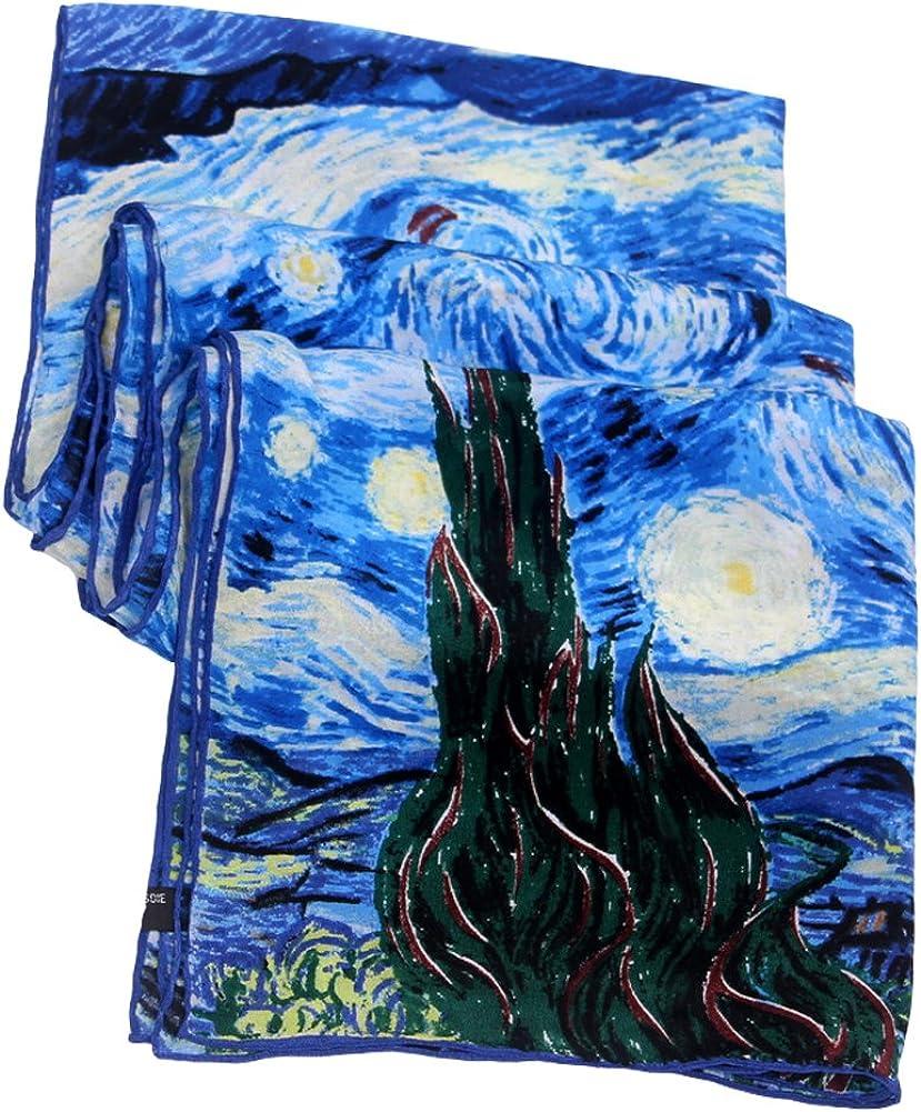 YSense Sciarpa Donna in Cachemire Caldo Modello Lattice Scialle Stole con Nappa Stile Quadrato Antunno Invernale /…