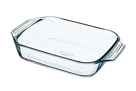 Pyrex OPTIMUM - Fuente de forma rectangular, 31 x 20 cm: Amazon.es ...