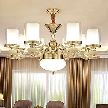 Schon D Chandelier Wohnzimmer Kronleuchter Modernes Einfaches Schlafzimmer Licht  Atmosph?re Restaurant Beleuchtung Led Wohnzimmer Kronleuchter