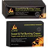 Hot Cream (10 pack), Portable Workout Enhancer Sweat Cream, Fat Burning Cream for Women and Men, Slimming Cream for…