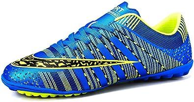 e885e7be8 JiYe Men Soccer Shoes for Women Turf Shoe Indoor Cross Training ...