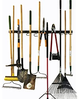 FITOOL Adjustable Storage System 48 Inch, Wall Holders For Tools, Wall  Mount Tool Organizer