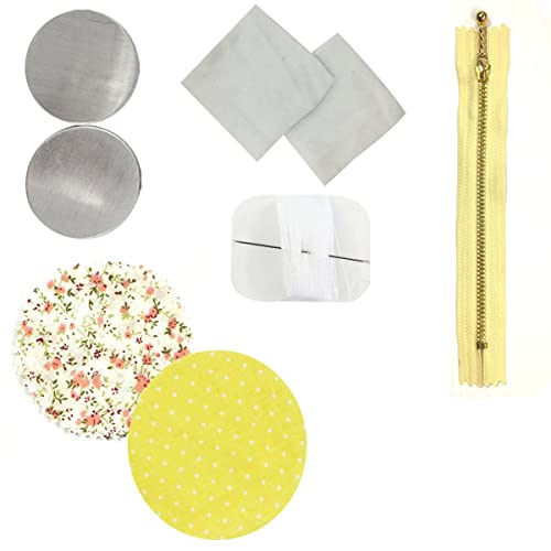 Wrapables Monedero hecho a mano DIY de macarons, luz ...