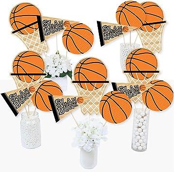 Amazon.com: Nothin But Net – Basketball – Palillos de ...