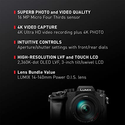 Panasonic DMC-G7HK product image 9