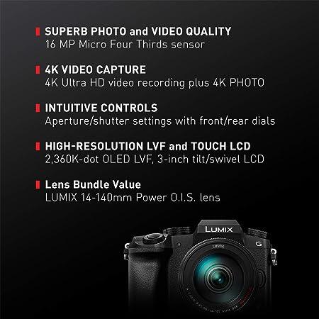 Panasonic DMC-G7HK product image 3