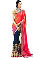 Sarees (Women's Clothing Saree For Women Latest Design Wear Sarees New Collection in Latest Saree With Designer Blouse Free Size Beautiful Saree For Women Party Wear Offer Designer Sarees With Blouse Piece)