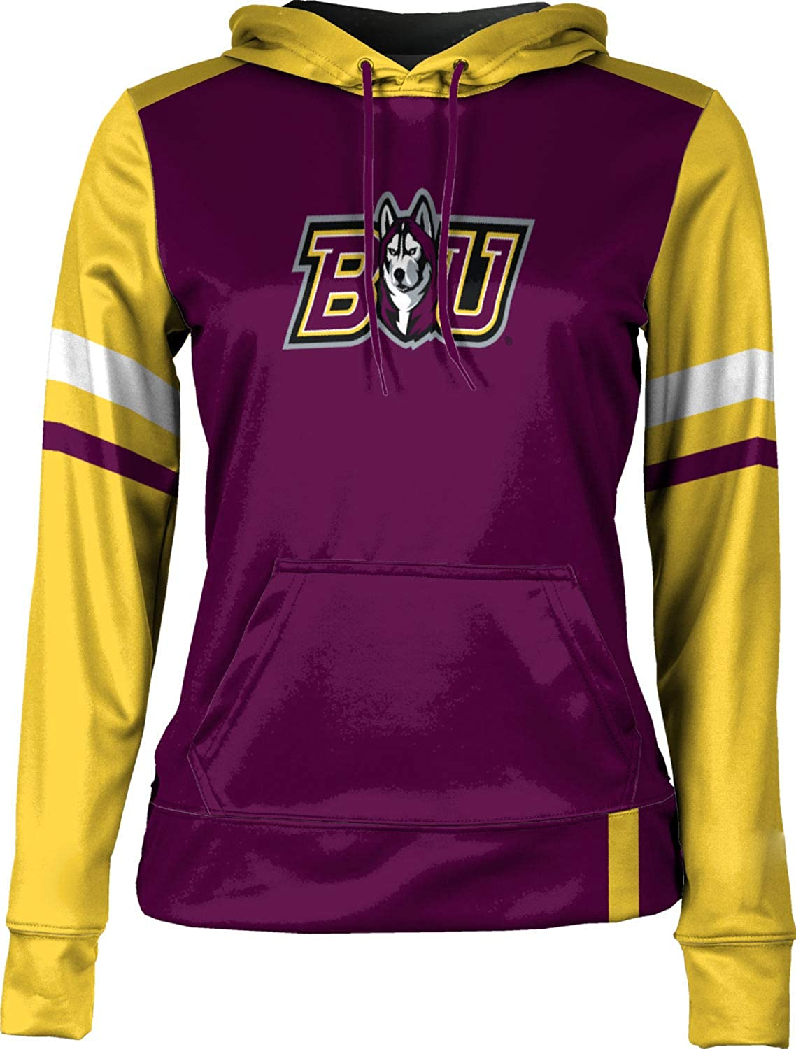 ProSphere Bloomsburg University Girls Pullover Hoodie School Spirit Sweatshirt Old School
