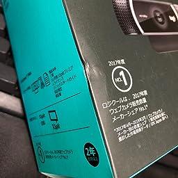 Amazon Co Jp カスタマーレビュー ロジクール ウェブカメラ C922n ブラック フルhd 1080p ウェブカム ストリーミング 自動フォーカス ステレオマイク 撮影用三脚付属 国内正規品 2年間メーカー保証
