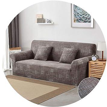 Amazon.com: better-caress Spandex Sofa Cover Elastic Couch ...
